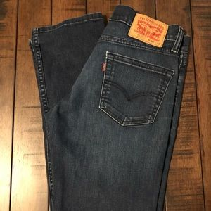 Men's Levi's 511 slim fit jeans. 30 x 32